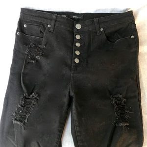 STS Blue Ashley High Rise Jeans